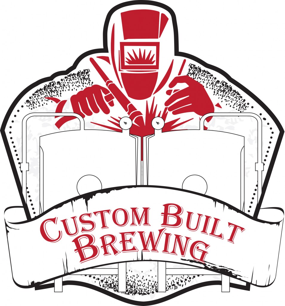 Costum Built Brewing Logo